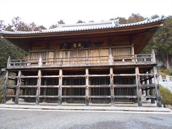 Ishiyama-dera Temple Murasaki Shikibu Statue