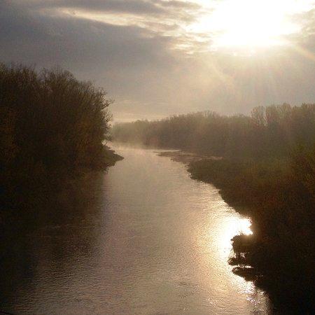 Novososedovo, รัสเซีย: река Ик