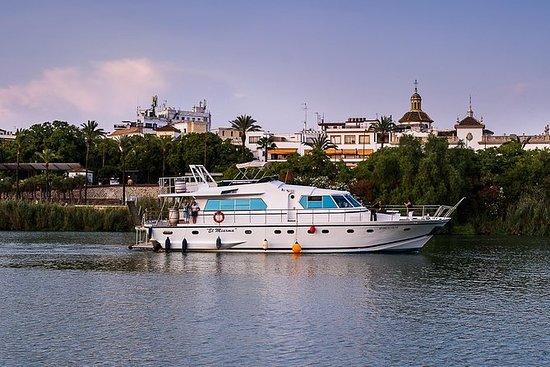 Sevilla exótica: yate de lujo en el...