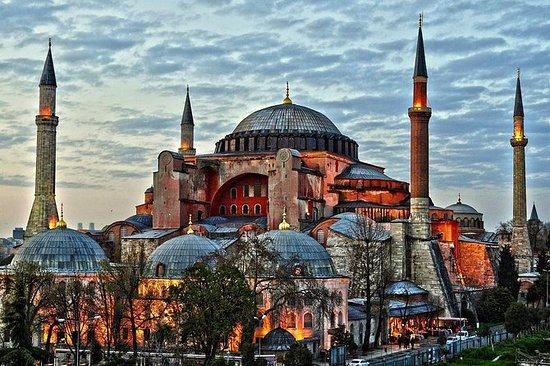 包括伊斯坦布尔,卡帕多西亚,以弗所和棉花堡在内的10天土耳其之旅