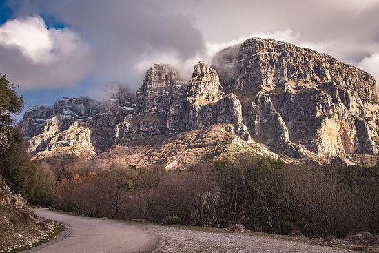 Vikos Gorge - Papingo