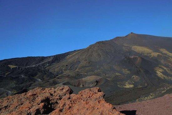 Tour de Etna por la mañana
