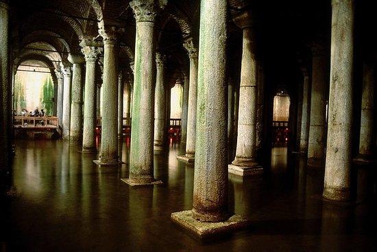 Basílica Cisterna (Estambul): Saltar...