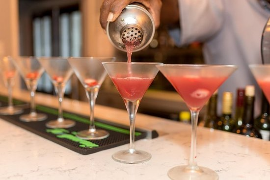 St Lawrence-diner en cocktailtocht
