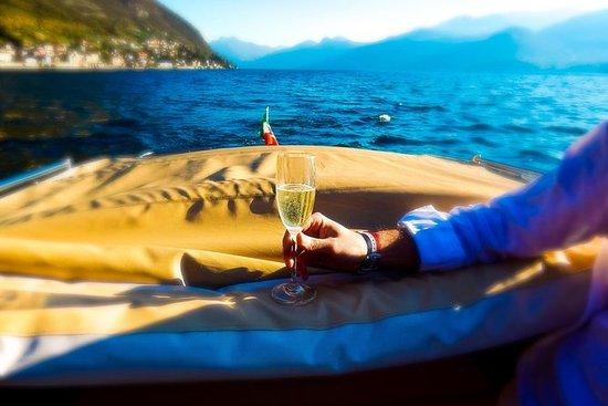 最佳科莫湖FD:Varenna,Bellagio +威尼斯风格的游船到别墅