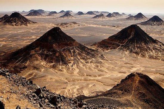 Alojamiento nocturno en el Desierto...