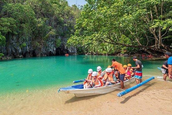 Puerto Princesa Underground River en ...