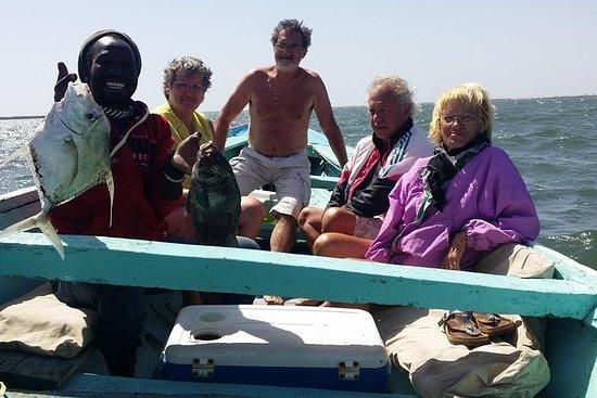 Fishing in the Saloum island in the heart of the sine delta and saloum (4 p minimum): Fishing in the Saloum island in the heart of the sine delta and saloum