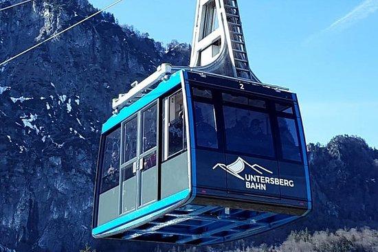 Teleférico de Untersberg en Salzburgo