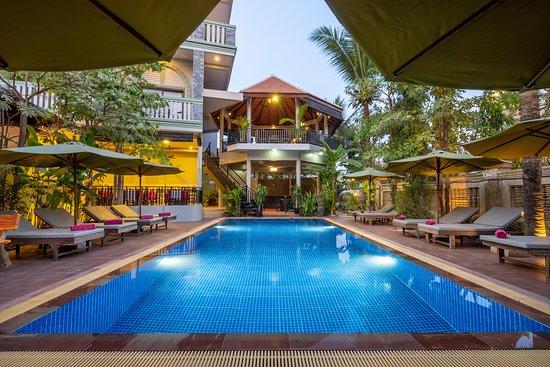 Reveal Angkor Hotel Siem Reap