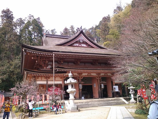 Hogon-ji Temple Hondo (Bezaitendo)
