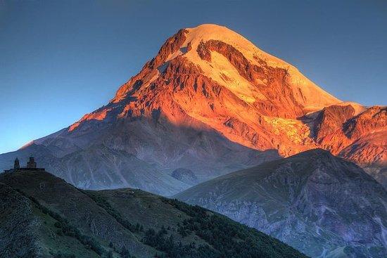 Excursión a las montañas del Cáucaso...