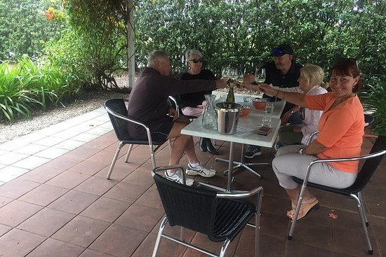 StelaVino guidede vin ture Hobart...