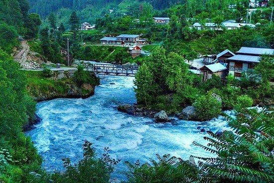 6 netter 7 dager Best of Kashmir Tour...