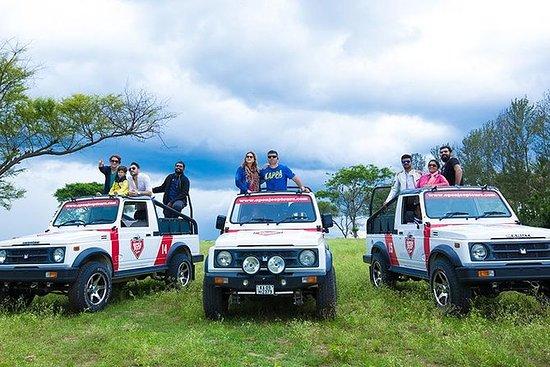 Åpne Jeep Tour