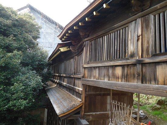 Hogon-ji Temple Funaroka