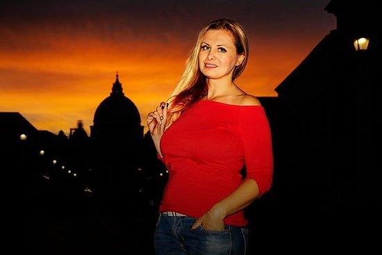 Photographe de vacances à Rome