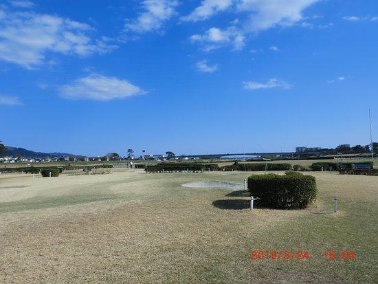 Kaisei-machi, Japonia: パークゴルフは料金300円で、9x4ホール回れます。