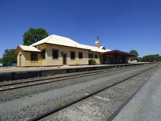 Tocumwal Railway Heritage Museum