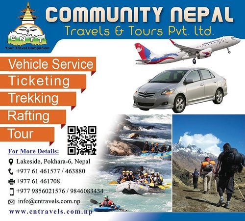 Community Nepal Tours and Travels