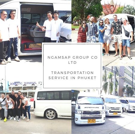 We are licensed tour and transportation company