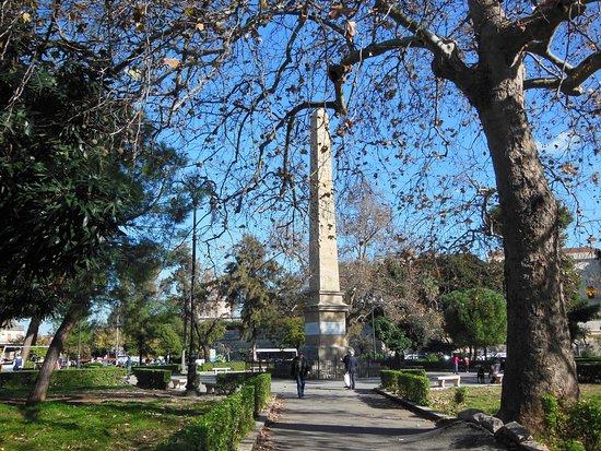 Obelisco ai martiri dell'indipendenza italiana