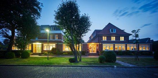 Hotel Bethanien Langeoog.: Blaue Stunde