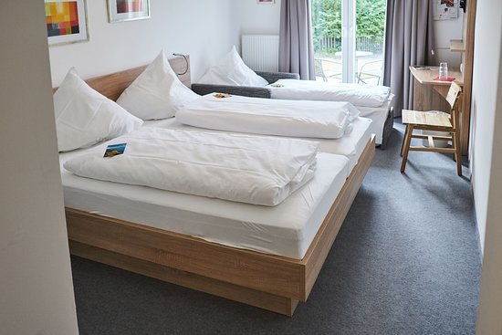 Hotel Bethanien Langeoog.: Zimmer Schwedenhaus