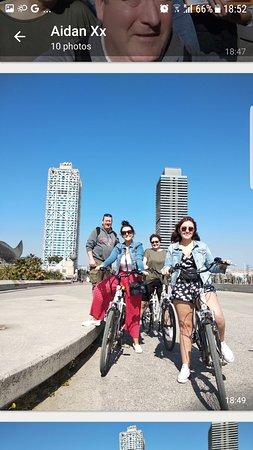 Fotografia de Excursão de fotografia de bicicleta E Barcelona