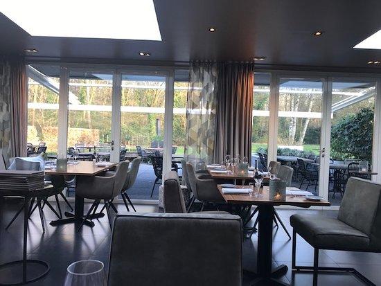 Bosch en Duin, Nederland: Picture #2 restaurant