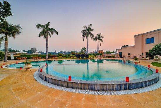 Pool - Picture of The Lalit Temple View Khajuraho - Tripadvisor