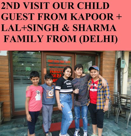 Charming Chicken: OUR GUEST FROM (DELHI)