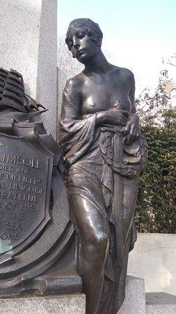 Statue of Samuel Plimsoll