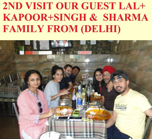 2ND VISIT OUR GUEST FROM (DELHI)