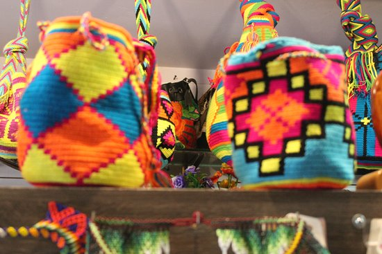 Guatape Dam: Colourful souvenirs if you needed it...