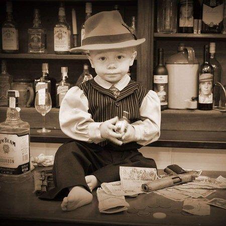 Benidorm old time photo studio