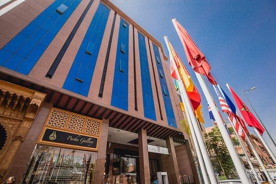 Hotel Almas, Hotels in Marrakesch