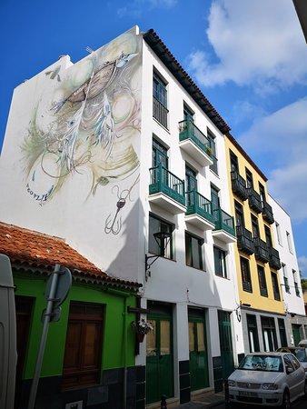 Puerto Street Art: Fabulous artwork everywhere you look.