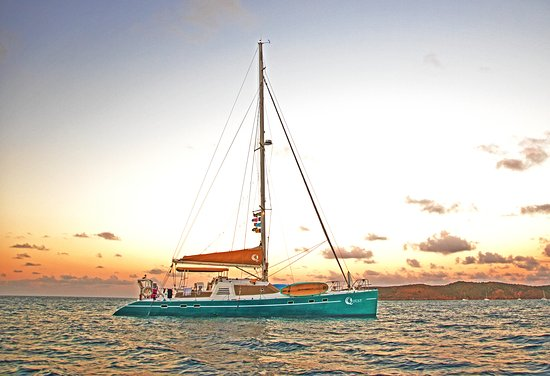 Ask about sunset sails and dinner cruises!
