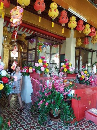 Air Itam, Malaysia: храм