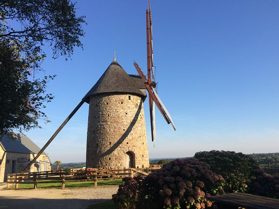 Moulin a Vent du Cotentin