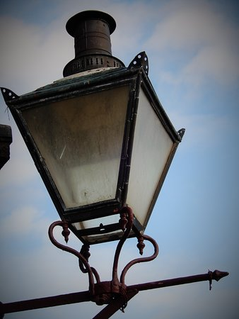 Station Lamp.