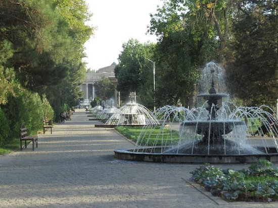 Park Kamal Khudzhandi