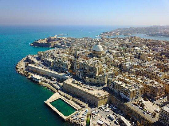 Floriana, Malta: Valletta Waterfront