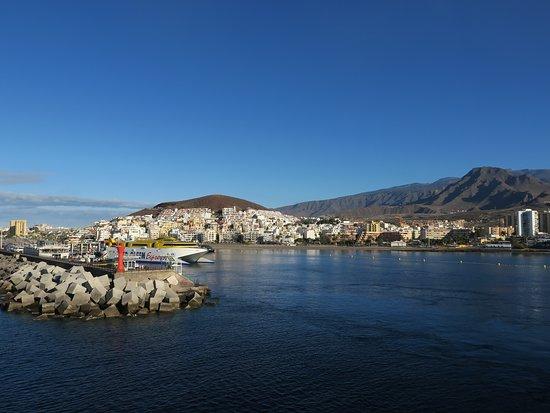 Los Cristianos, Ισπανία: 美しい港です