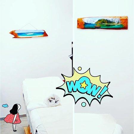quadri tematici nei box estetici