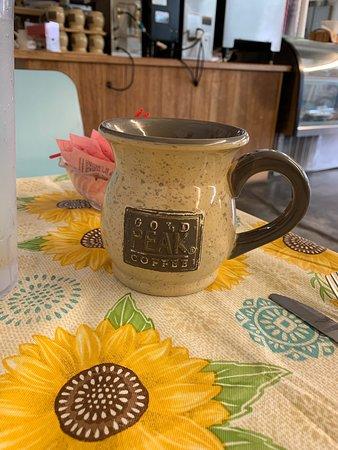 Mountain City, Tennessee: Good tasting coffee