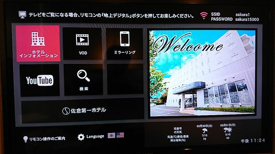 Sakura Daiichi Hotel照片