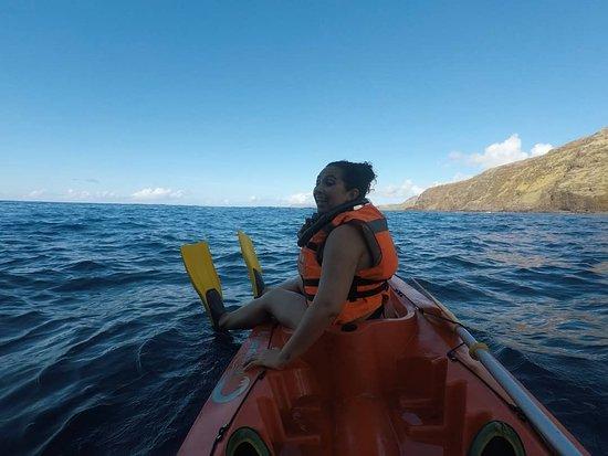 Kayak Rapa Nui