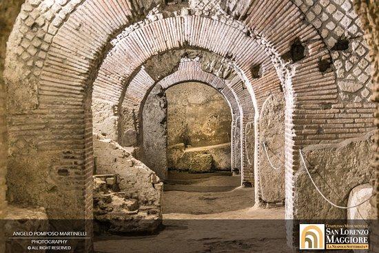 Complesso Monumentale San Lorenzo Maggiore - La Neapolis Sotterrata